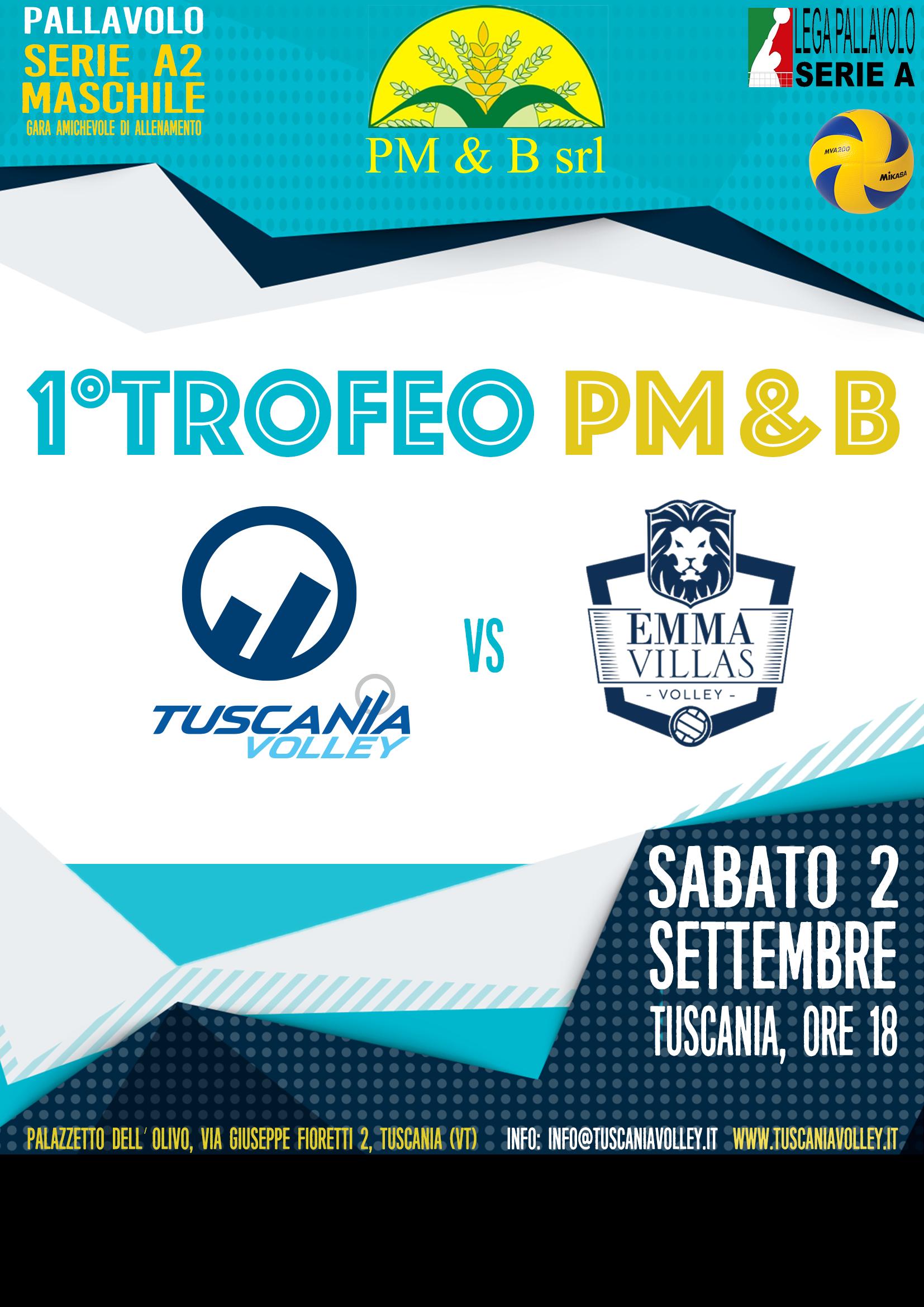 Serie A2 Pallavolo Maschile Calendario.Tuscania Volley Il Calendario Delle Amichevoli