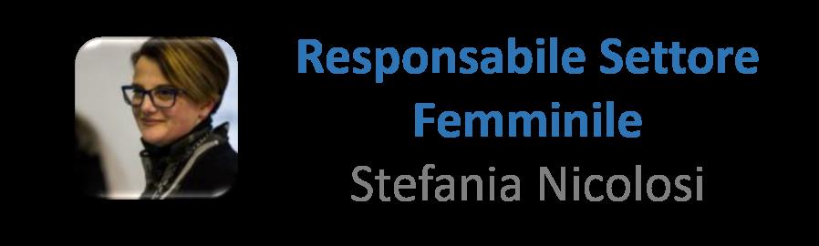 Stefania Nicolosi