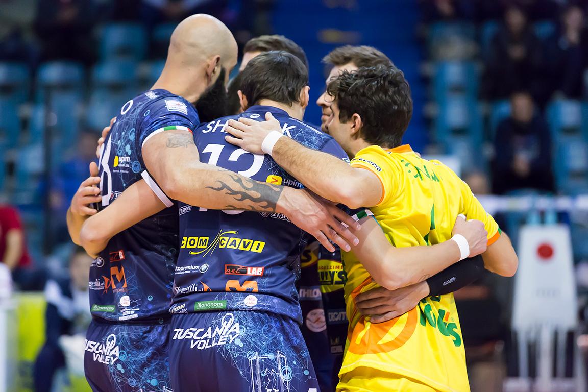 Primo tie-break della stagione, Cernic e compagni conquistano due punti contro gli azzurrini del Club Italia