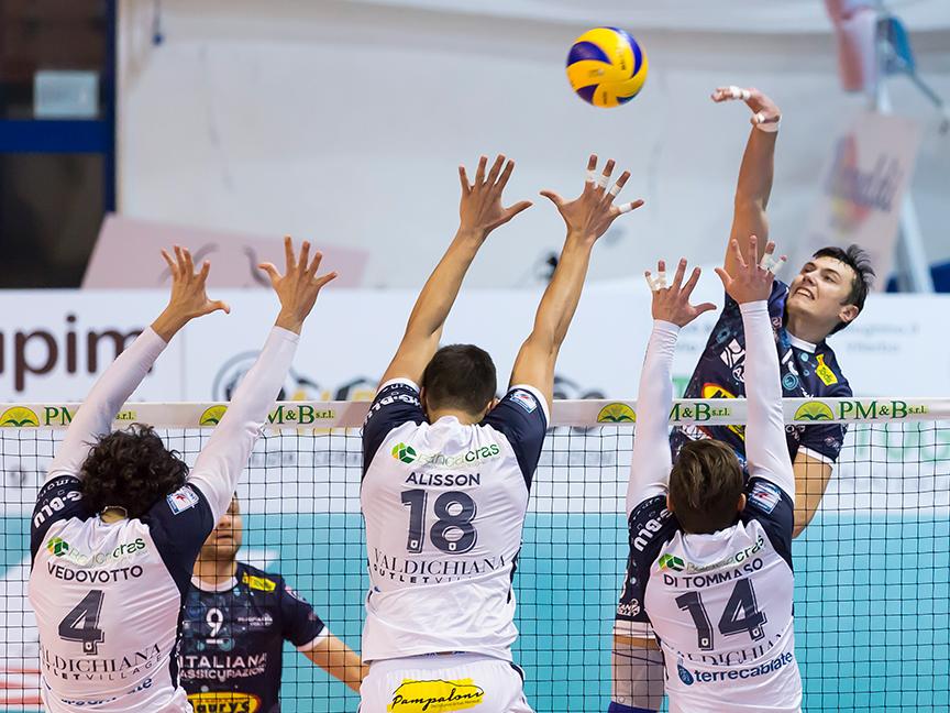 Un incredibile Shavrak trascina Tuscania alla vittoria