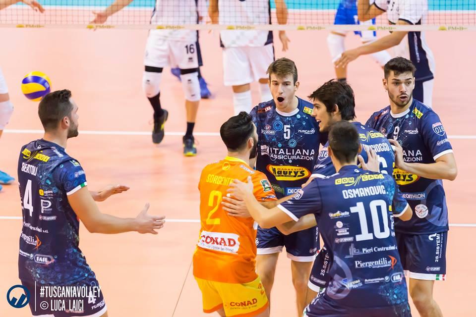 2T Sport si conferma sponsor tecnico del Tuscania Volley