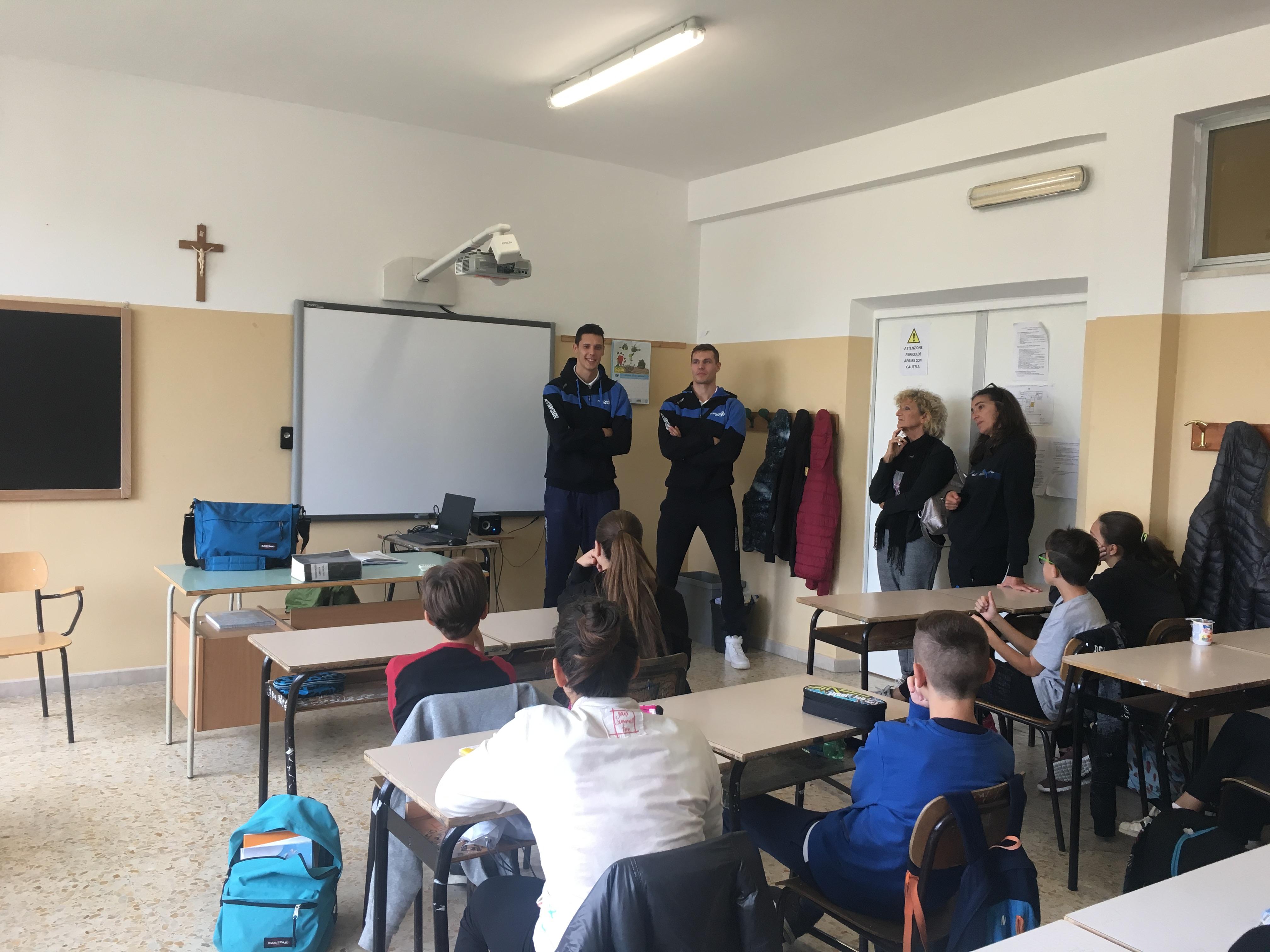 Tuscania Volley, inaugurato il progetto Scuola