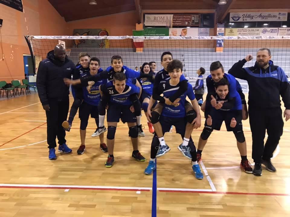 Polisportiva Tuscania Campione provinciale Under 16 2018/2019
