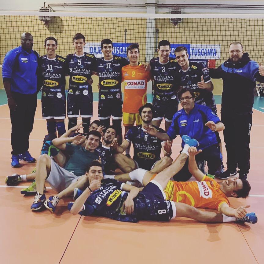 Junior League. Tuscania tra le prime otto d'Italia
